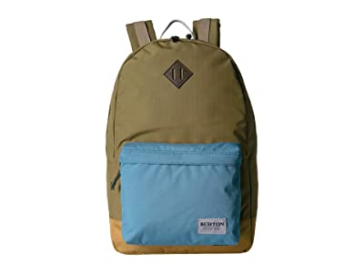Burton Kettle Pack (Martini Olive Triple Ripstop) Backpack Bags