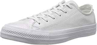 Converse Women Adults' CTAS Ox White Trainers