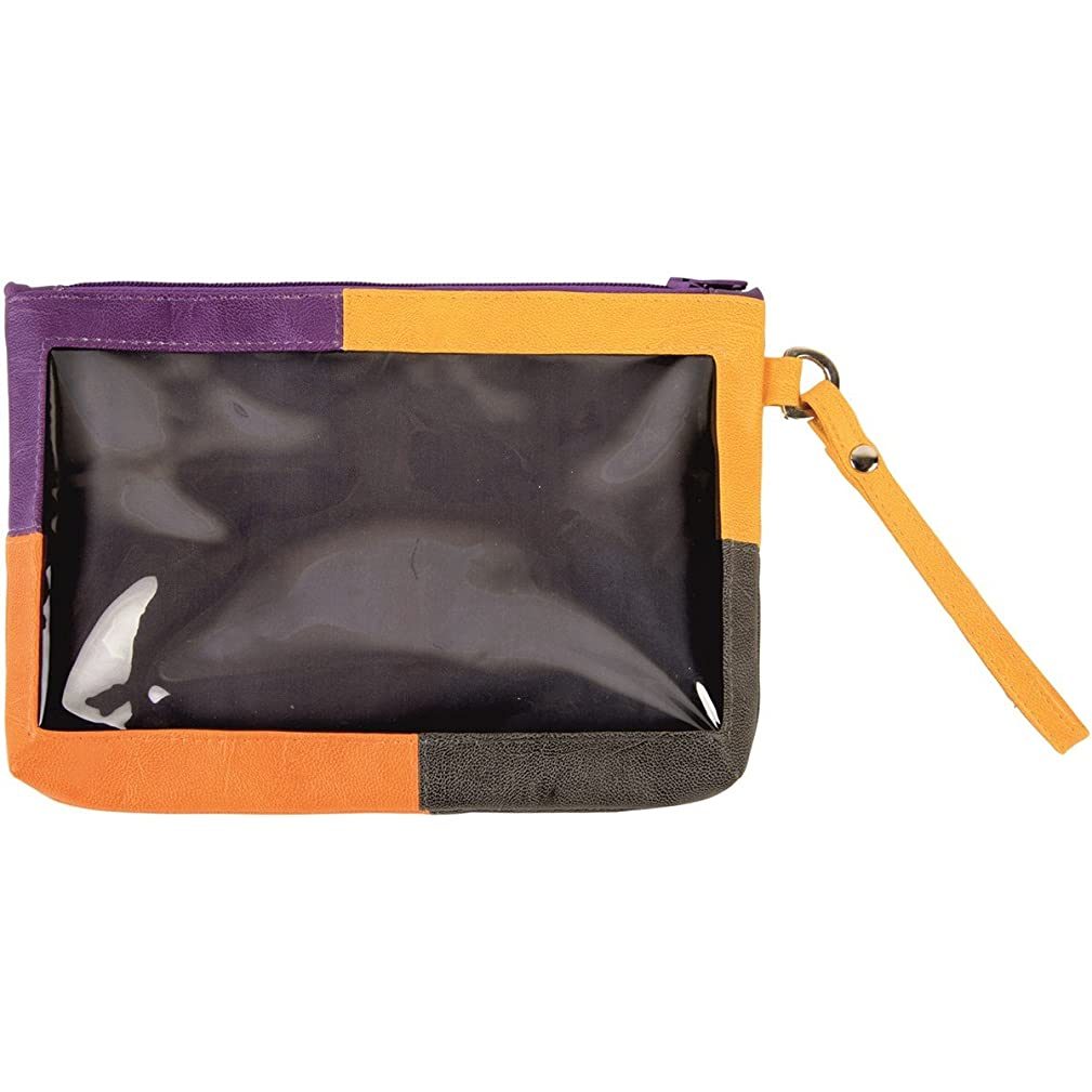 Knitter's Pride Faux Leather Volga Storage Tote Bag