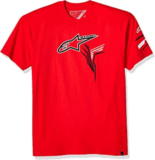 Alpinestars Men's Motorsports T-Shirts Modern Fit Short Sleeves