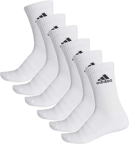 adidas Cushioned - chaussettes de sport (6 Paires) - Mixte Adulte
