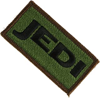 LiZMS Tactical Patch : Star Wars Jedi - Hook and Loop Fasteners