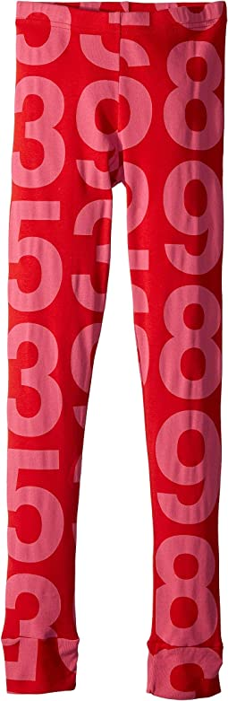 Numbered Leggings (Little Kids/Big Kids)
