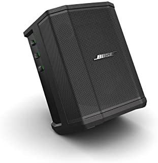 Bose S1 Pro System with Battery, Black