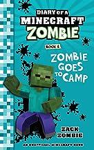 Diary of a Minecraft Zombie Book 6: Creepaway Camp