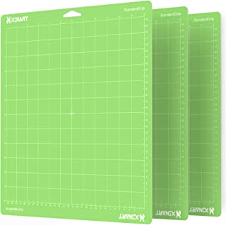 Xinart StandardGrip Cutting Mat for Cricut Maker/Explore...