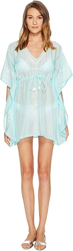 Letarte - Printed Tie Front Cover-Up