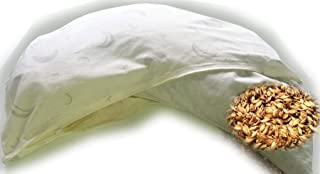 almohada de espelta ecológico 25 x 55 cm