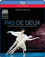 Pas De Deux - Royal Opera House [Blu-ray]
