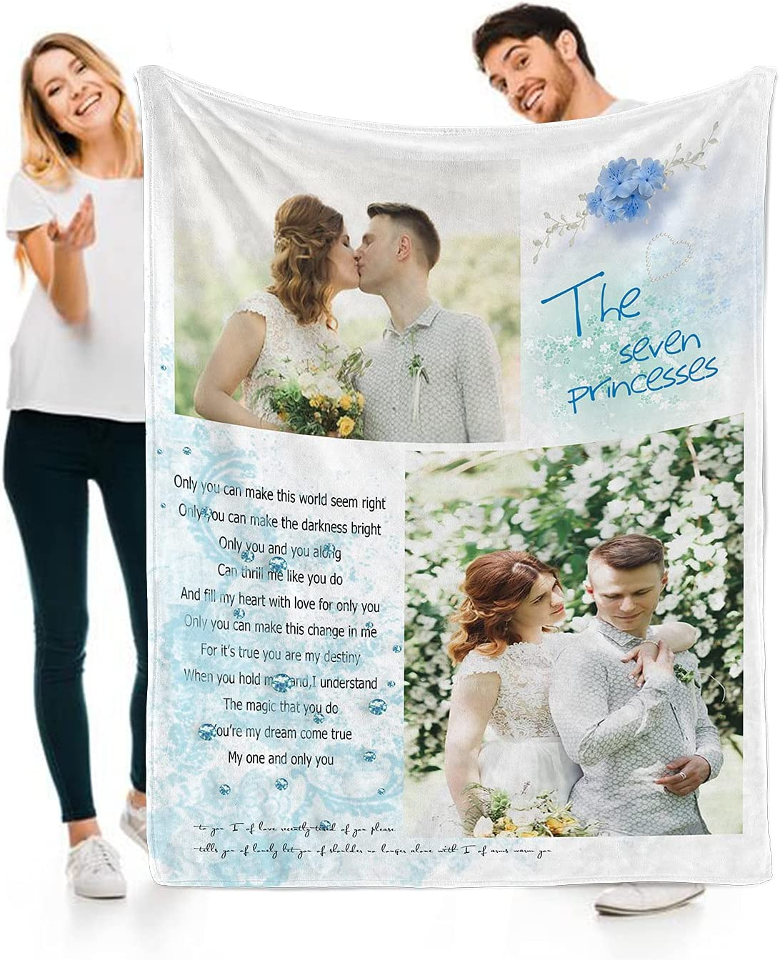 Custom Photo Blanket with Customized Bla Japan's largest assortment Picture Collages Ranking integrated 1st place