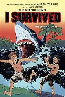 I Survived the Shark Attacks of 1916 (I Survived Graphic Novel #2): A Graphix Book, 2