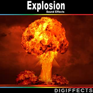 Hard Loud Explosion from Bomb Version 4