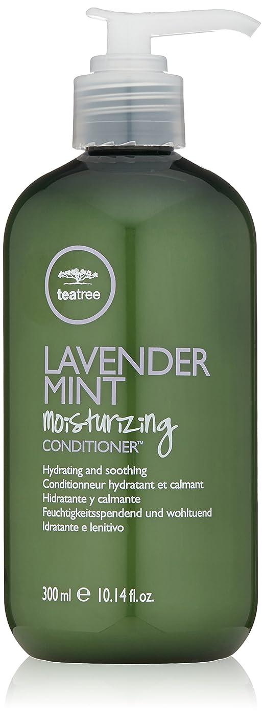 霊貫通する従来のPaul Mitchell Lavender Mint Moisturising Conditioner - 300ml