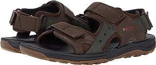 Rockport Men's Trail Technique Adjustable Sandal 2, NAVY MULTI, 13 Wide