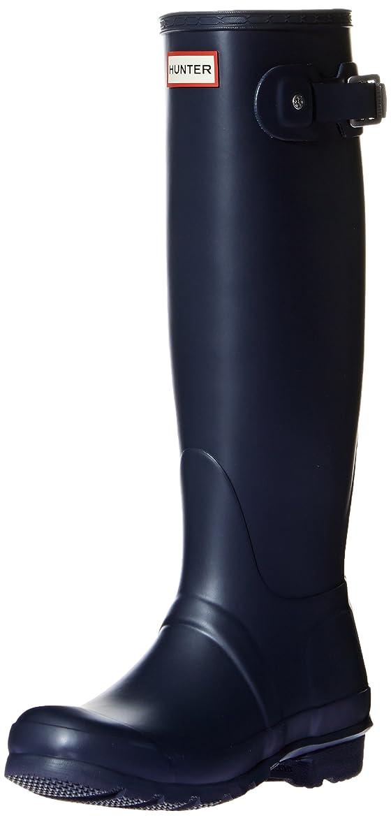 復讐電気技師ステージ[ハンター] レディース オリジナルトール ネイビー WFT1000RMA 3/22.0cm