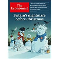 Deals on The Economist Magazine 1-Year 51-Issues Digital