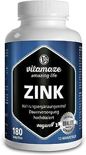 Vitamaze® Zinc, comprimidos veganos