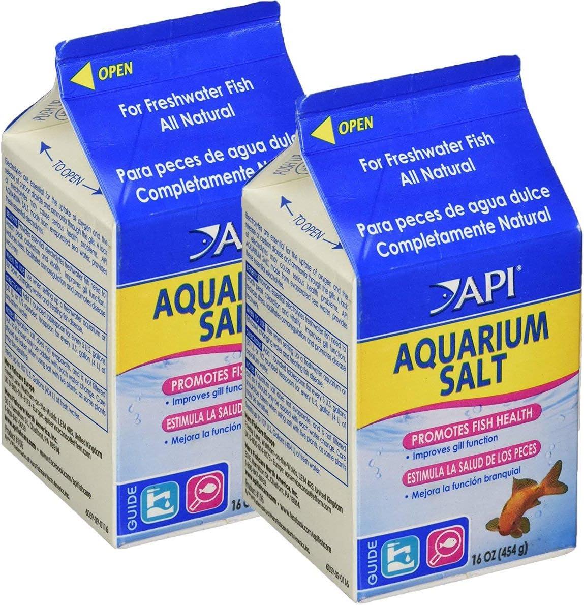 Aquarium famous Salt 32oz Weekly update