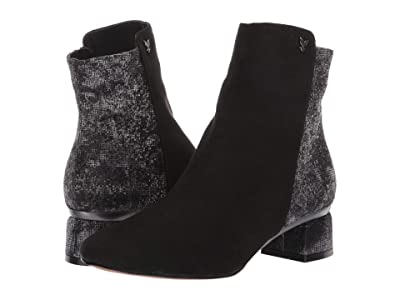 J. Renee Danabelle (Black Suede Multi) Women