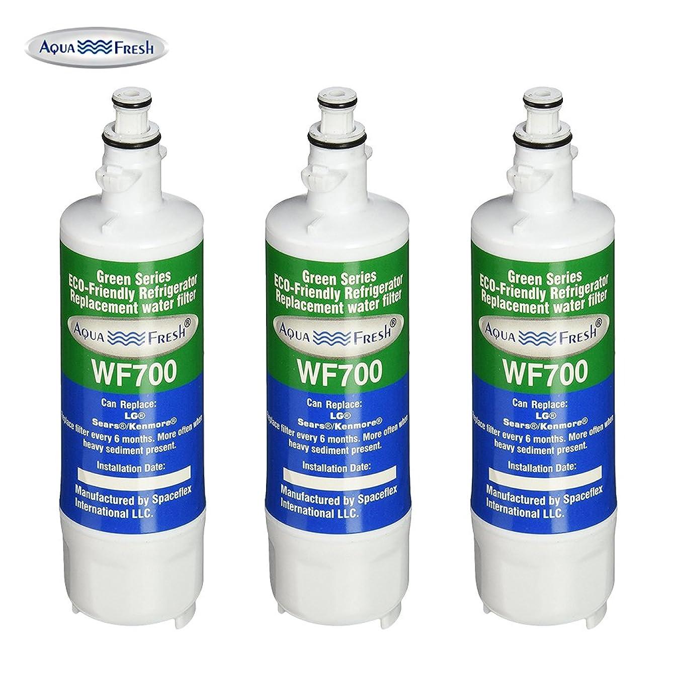 Replacement Water Filter for LG LFXS30726S / LFXS30766S / LFXS32726S / LFXS32766S Refrigerators (3 Pack)