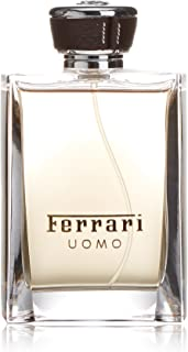 Ferrari Uomo for Men Eau de Toilette Spray, 3.3-Ounce