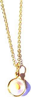 Mustard Seed Necklace (Popular in The 60's) on 18