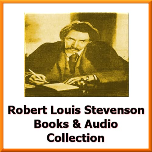 Robert Louis Stevenson Books & Audio Collection