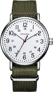 Nice Green Nylon Minimalist Men Watches Business Casual Quartz Watches for Men Waterproof