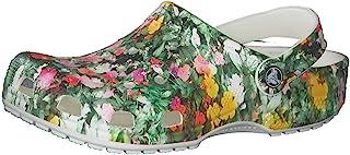 Crocs Classic Printed Floral Clog, Obstrucción Unisex Adulto