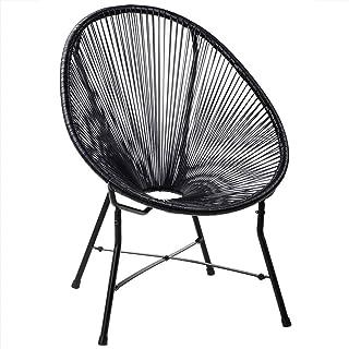 Amazon.fr : chaises en fil plastique : Jardin