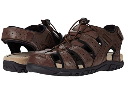 Geox Strada (Brown/Sand) Men