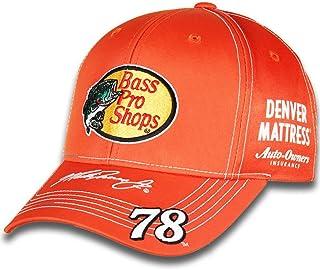 1d57c34348b NASCAR Adult Driver Sponsor Uniform Adjustable Hat Cap-Martin Truex Jr.
