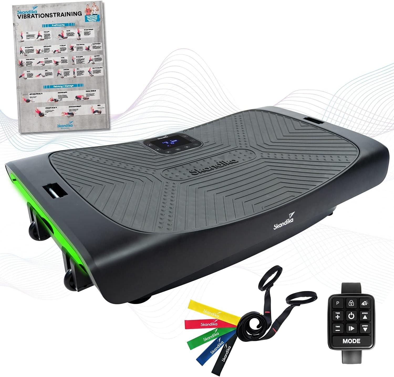 skandika 4D Vibrationsplatte V3000