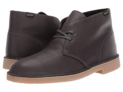 Clarks Desert Boot GTX (Slate Grey Leather) Men
