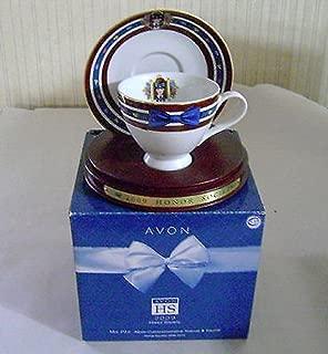 Avon Honor Society 2009 Mrs. P.F.E. Albee Commemorative Teacup & Saucer