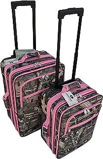 mossy oak camouflage luggage