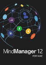 MindManager 12 for Mac - Digital Mind Mapping & Data Visualization [Mac Download]