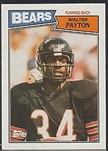 1987 topps walter payton