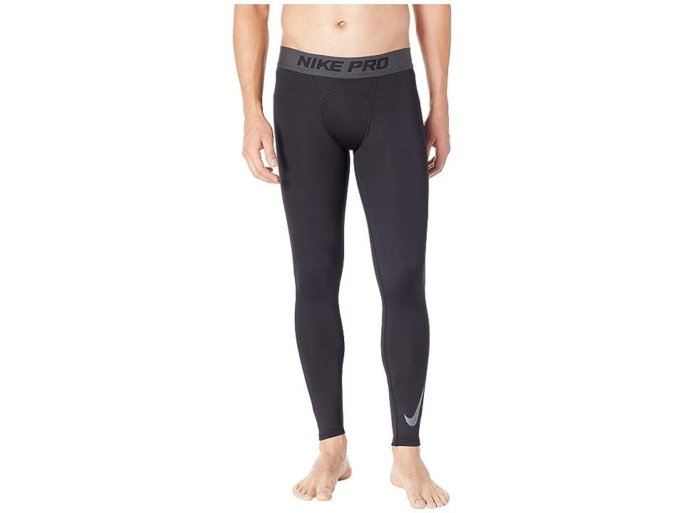 Nike Pro Thermal Tights (Black/Anthracite/Dark Grey) Men