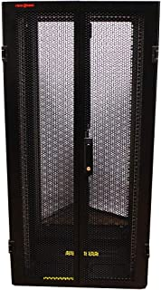 Armario rack 19'' de pie 24U 600x1000x1200mm MobiRack HQ de RackMatic
