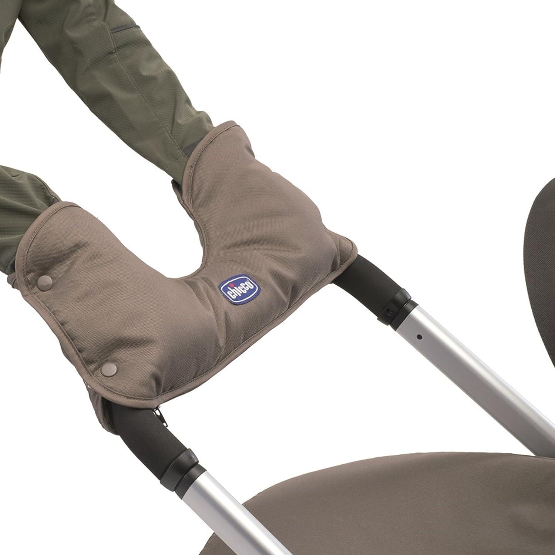 Set de accesorios: capota Chicco Urban Color Pack kit confort calientamanos cubrepiernas color marr/ón