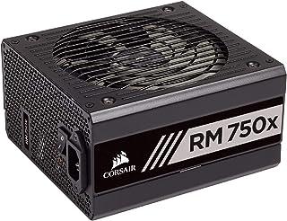 Corsair CP-9020179-AU RMX Series. RM750x 80 Plus Gold Fully Modular ATX Power Supply, Black, 750W