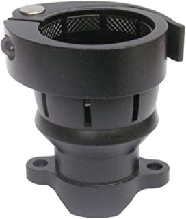 New Spyder clamping Feedneck Feed neck with Holes-Black