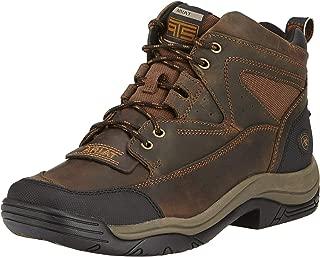Men's Terrain Wide Square Toe Hiking Boot
