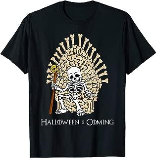Best halloween is coming t shirt Reviews