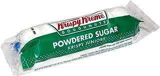 Krispy Kreme Powdered Sugar Doughnut (36 Ounce - Pack of 12)