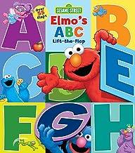 Sesame Street: Elmo's ABC Lift-the-Flap (Volume 29)