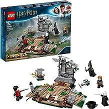 LEGO®-Harry Potter™ La Résurrection de Voldemort™ Jeu d'Assemblage 7 Ans et Plus, Jouet pour Fille et Garçon 184 Pièces 75965