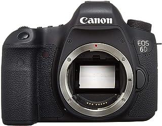 Canon EOS 6D Body Only, Wi-Fi Version - 20.2 MP, SLR Camera, Black (6D W)