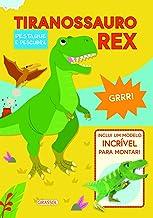 Destaque e Descubra. Tiranossauro Rex (Em Portugues do Brasil)